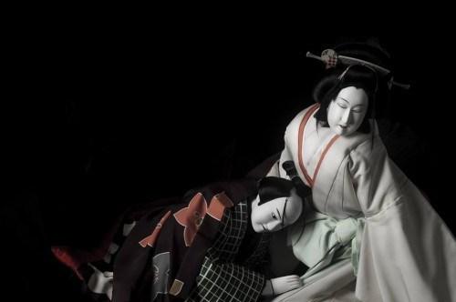 Il teatro dei burattini in Giappone