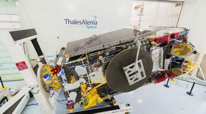 Joint Venture Airbus Space e Thales Alenia Space nell'industria Europea