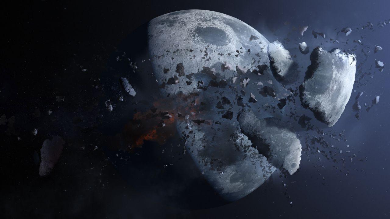 speciale Cosa succederebbe alla Terra se sparisse la Luna?