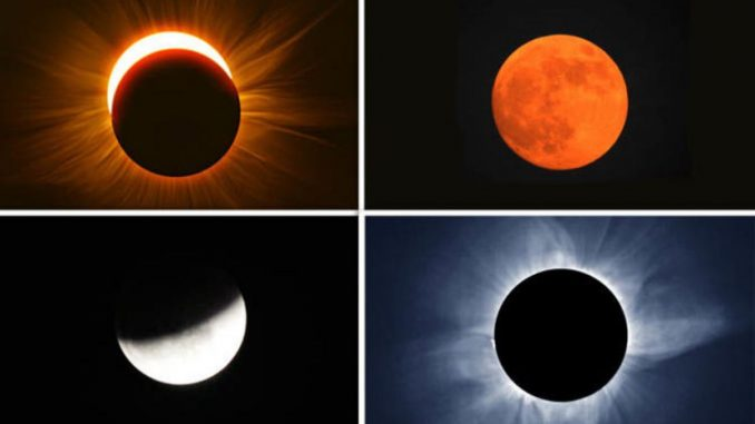 I prossimi eventi astronomici da vedere nel cielo