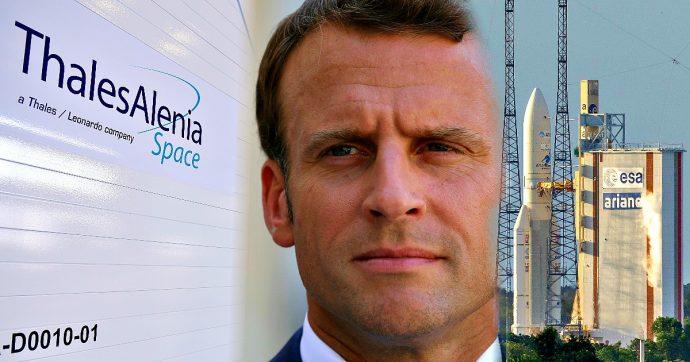 Francia nello Spazio
