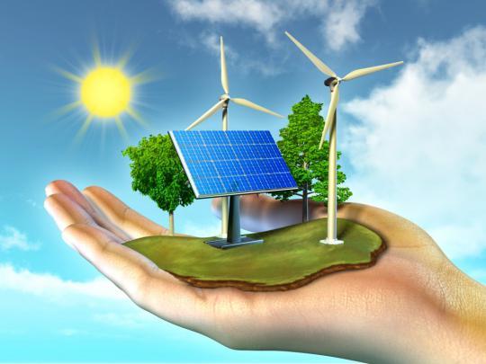 L'energia elettrica Europea è sempre più prodotta da rinnovabili