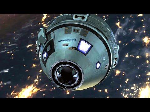 Gli USA hanno una nuova navetta per la stazione spaziale