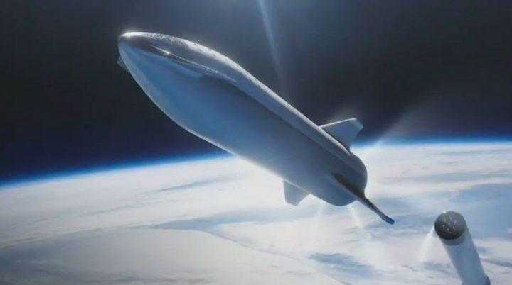 Elion Musk progetta una navicella più potente per Marte