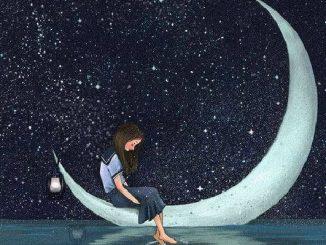Quanto ci è cara la presenza della Luna