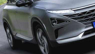 Hyundai consegna in Italia il primo Suv adidrogeno