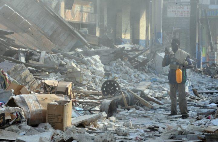 Il terremoto devastante di Haiti è stato annunciato 5 giorni prima