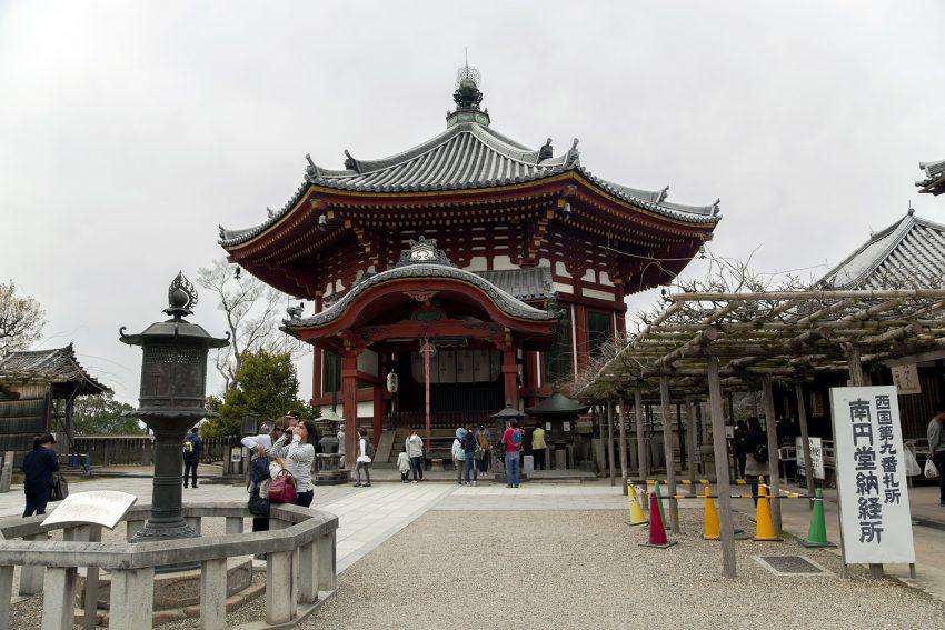 La penetrazione del buddismo in Giappone
