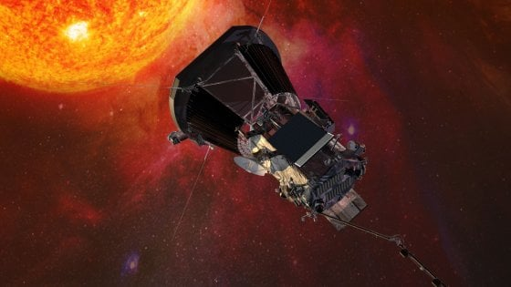 Primi dati in arrivo dalla sonda solare Parker della NASA