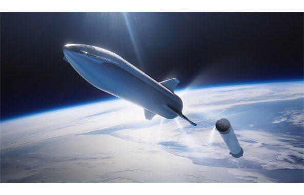 Vivere su Marte - Il veicolo Starship