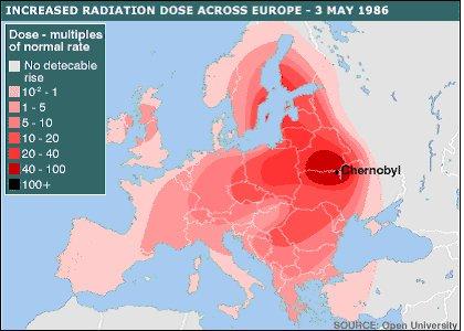 Come difendersi dalle radiazioni dei disastri nucleari