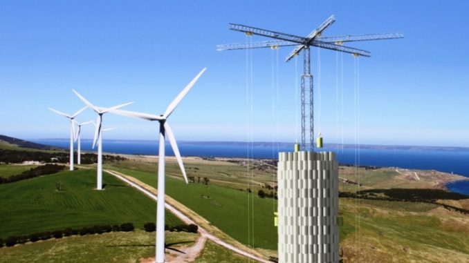 Energy_Vault_storage_tower_co-located_with_wind_farm