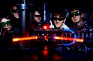 Ricercatori del Gruppo gas quantistici ultrafreddi all'Università di Heidelberg