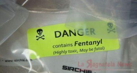 Pochi microgrammi di Fentanyl mandano in overdose