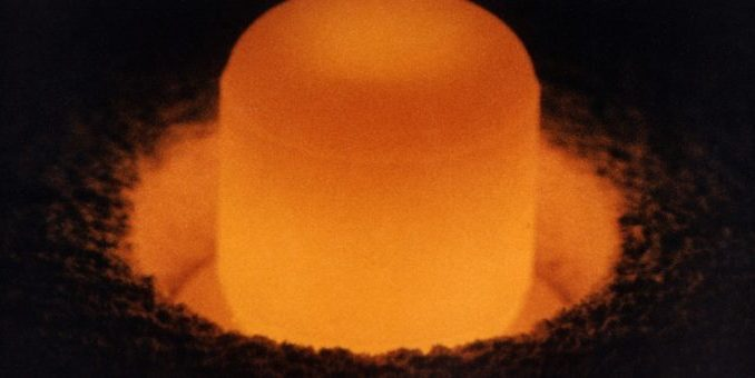 Pellet di plutonio