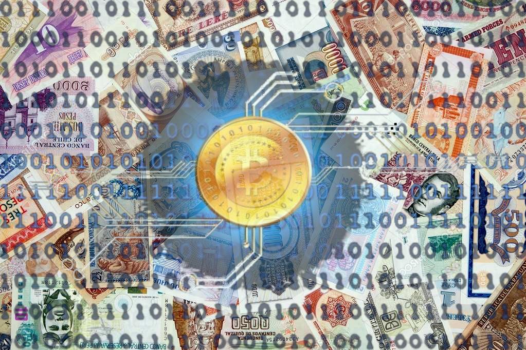 L'Inghilterra propone una criptovaluta come moneta Mondiale