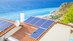 L'Italia avanti nell'installazione d'impianti fotovoltaici