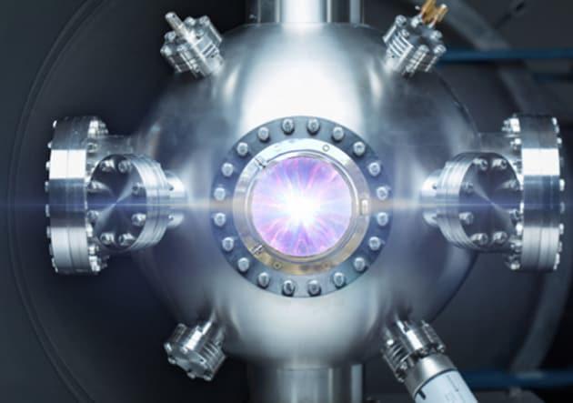 Il cuore del piccolo reattore sperimentale di Lockheed Martin, il CFR T4.|Lockheed Martin