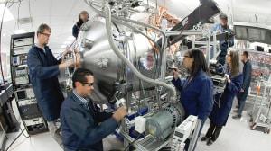 Il piccolo reattore fusione di Lockheed Martin, il CFR T4. | Lockheed Martin