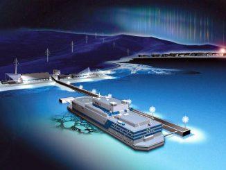 Ambientalisti denunciano i rischi della centrale atomica galleggiante russa
