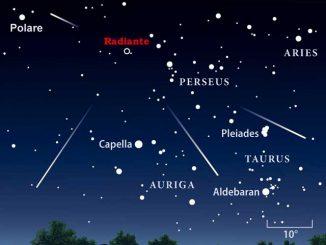 Stanotte il picco di stelle cadenti per l'agosto 2019