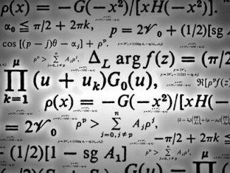 Le formule matematiche più famose del Mondo