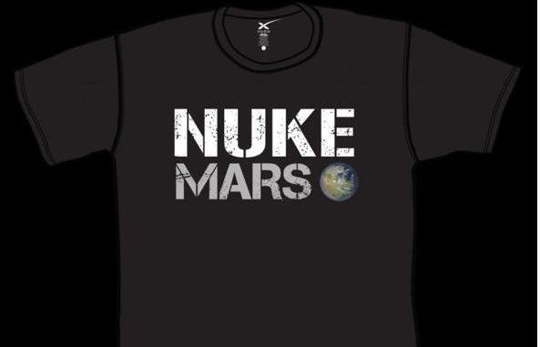 Vivere su Marte - Il piano di Musk