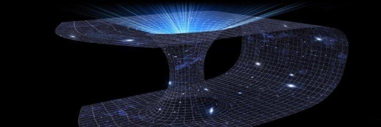 Rilevata una increspatura dello spazio-tempo Universale