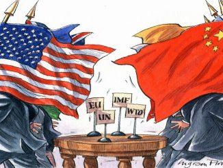 La Cina in trade war alla conquista dell'Occidente
