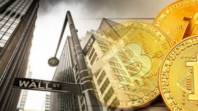 Scambiati 10 milioni di dollari in bitcoin a Wall Street