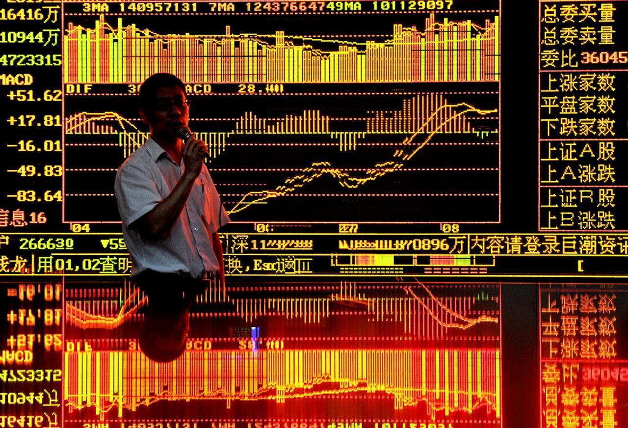 Studio USA sul rallentamento dell'economia cinese