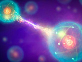 Inviati fotoni quantistici entangled su fibra ottica