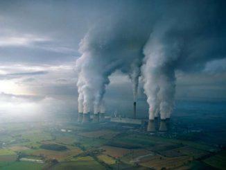 La Co2 presente in atmosfera, non è mai stata così alta da sempre