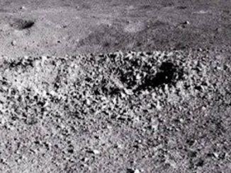 Scoperto strano materiale gelatinoso sulla Luna