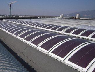 Create celle solari flessibili più economicamente sostenibili
