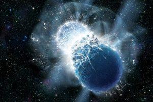 Simulazione di universo e onde gravitazionali