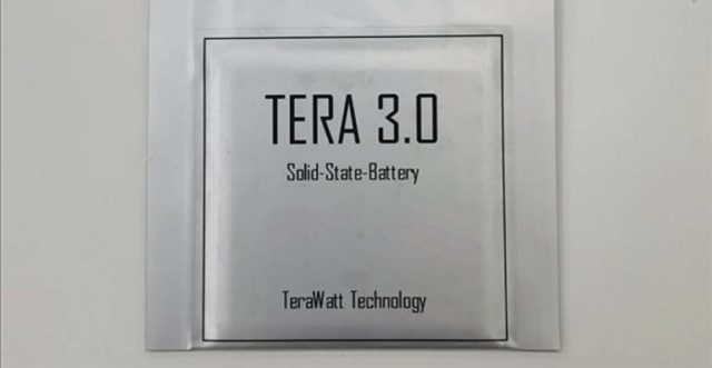 terawatt technology