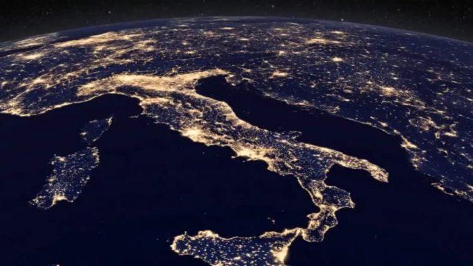 Anche l'Italia è spesso visitata da oggetti volanti non identificati