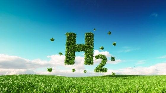 L'energia da idrogeno per la decarbonizzazione
