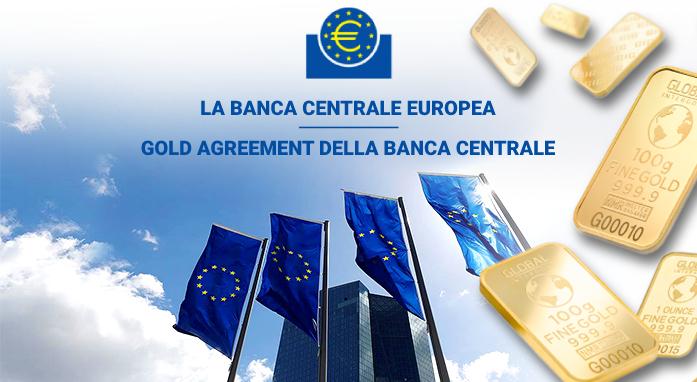 Le banche centrali hanno liberalizzato la vendita di oro