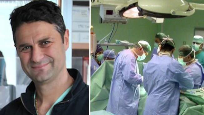 Alessandro Gasbarrini, direttore della Chirurgia vertebrale dello Ior