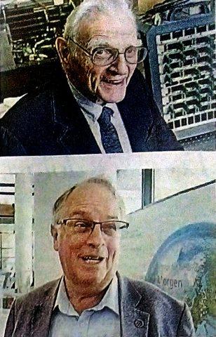 gli altri due premiati: John B. Goodenough, 97 anni (sopra), e Stanley Whittingham, 78