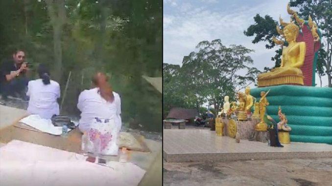 Ufo ed alieni in Thailandia