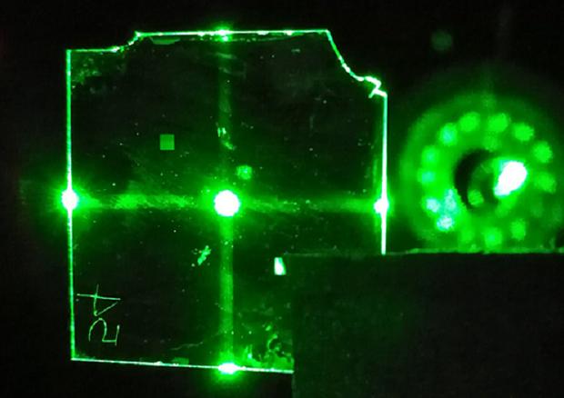 Il fenomeno che ha dimostrato la possibilità di controllare il comportamento di una singola particella di luce (fonte: CNR) - RIPRODUZIONE RISERVATA