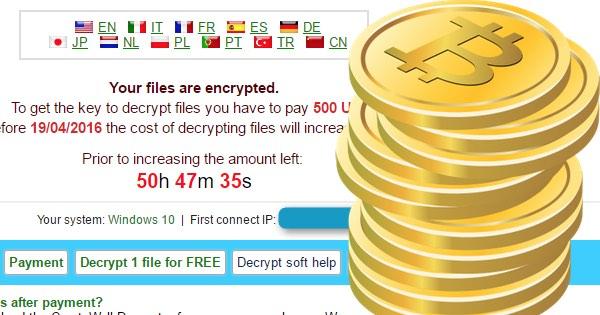 Documenti della Provincia di Caserta crittografati virus informatico