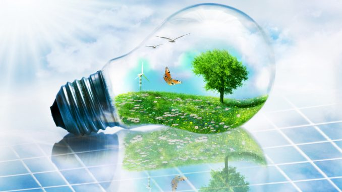 Grande incremento della produzione di energia verde in Italia