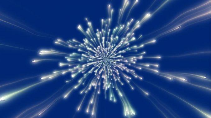 La velocità superluminale di particelle dei raggi gamma