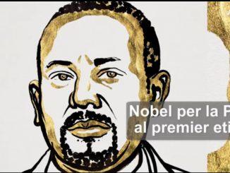 Assegnato il premio nobel per la pace 2019