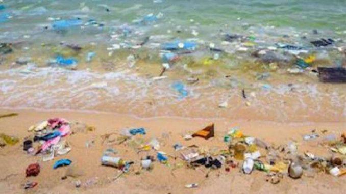 Le plastiche nel mediterraneo mettono a rischio la pesca