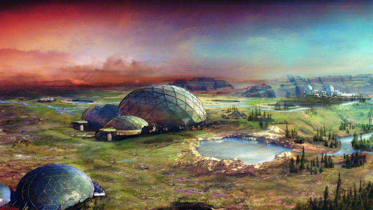 Terraformare Marte con l'invio di micro organismi terrestri